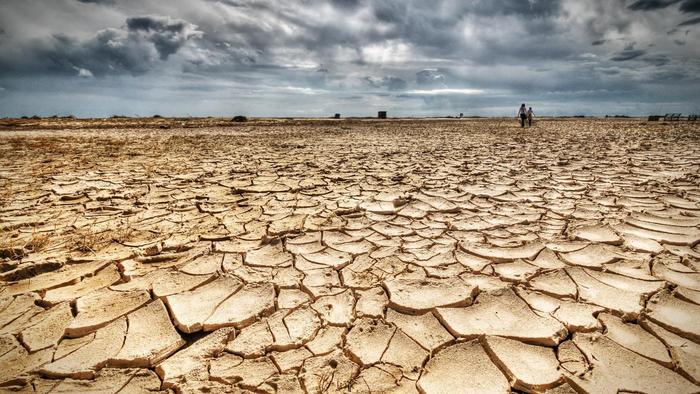 facts about droughts dry land