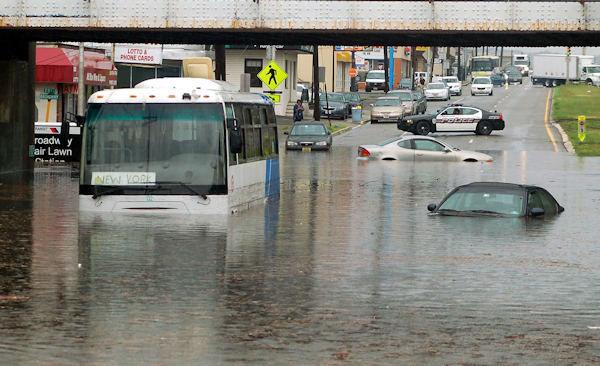 flood damage in new york