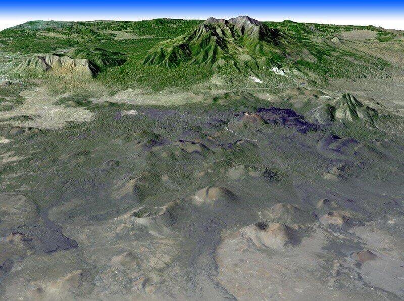 San Francisco Peaks Volcano Field