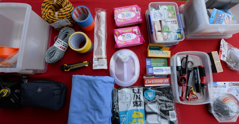 Make sure you have the right survival tools in your Disaster Preparedness Checklist