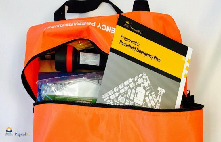 disaster recovery plan kit